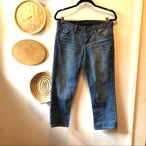Lucky Brand sweet jean crop